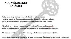2017/18 Noc_v_kniznici