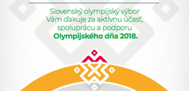 Olympijský deň SOŠPg