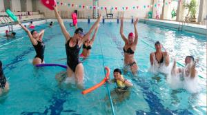 Plavecký kurz 2018