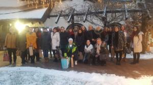 Vianoce zamestnancov školy 2018