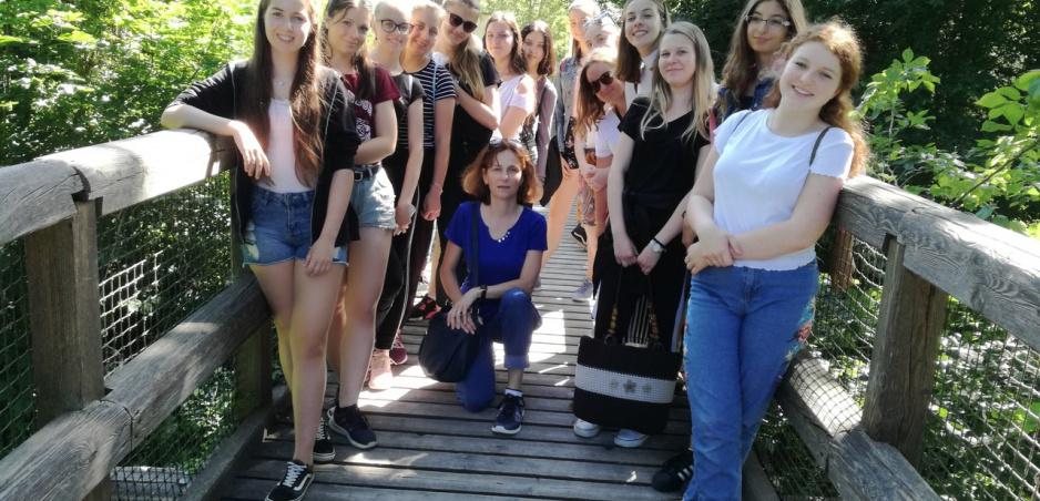 Exkurzia Nationalpark Donau-Auen