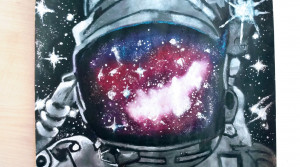 uhláriková vesmír